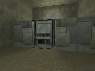 Zombie Bust Door