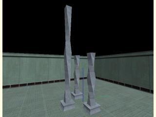 180 degree spiral pilar