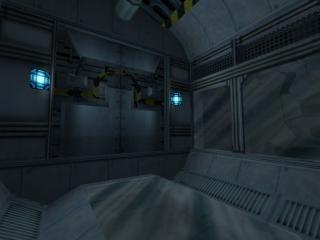 Gearbox Hallway
