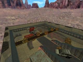 Flat-Life TeamDM - First Arena