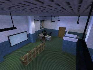 Map a room: JeffMOD's RoomV2