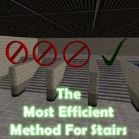 Compile time-reducing stairs method