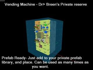 Prefab- Vending Machine