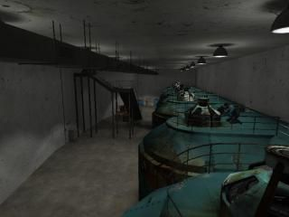 (Rooms:S) The dam