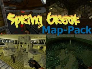 Spring Break Map-Pack