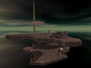 Deserted Xen Island