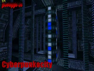 Cyberpunkocity