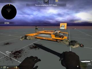 Knife/USP equip CSGO