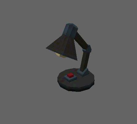 Desk Lamp Prefab