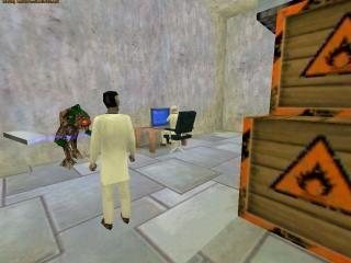 Black Mesa Pre-Disaster