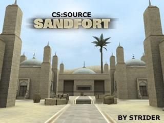 CS:Source SANDFORT