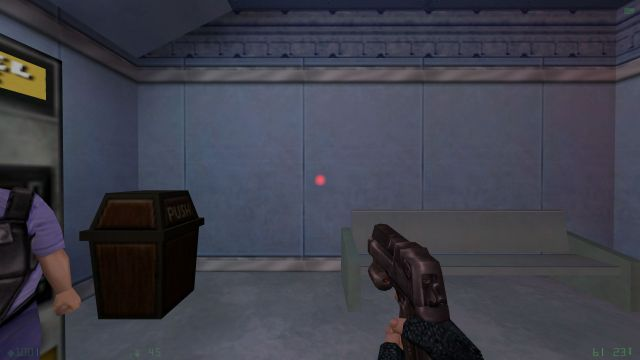 Fixed Opposing Force view models