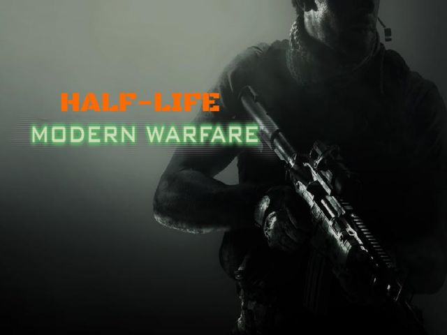 Half-Life Modern Warfare Episode 1