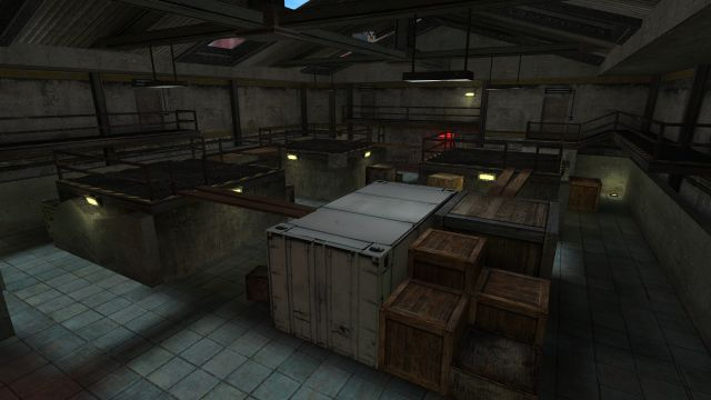 (DE)Warehouse Wonder (V1 CS1.6/CZ)
