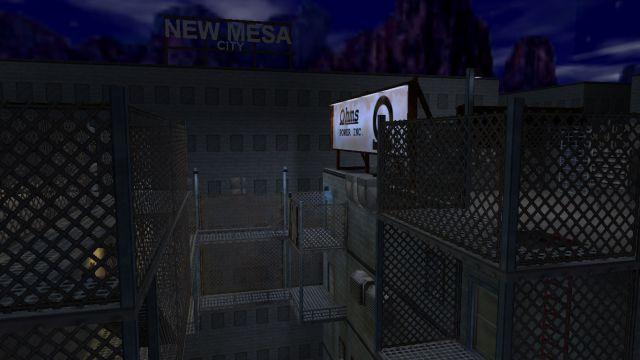 New Mesa City