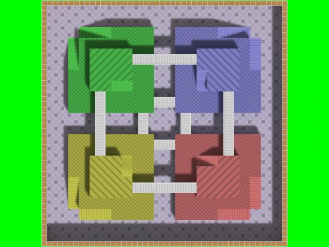 Mario Kart 64 - Block Fort