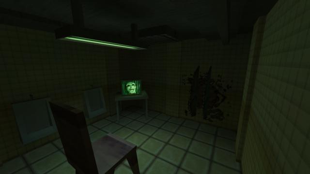 Jigsaw Bathroom