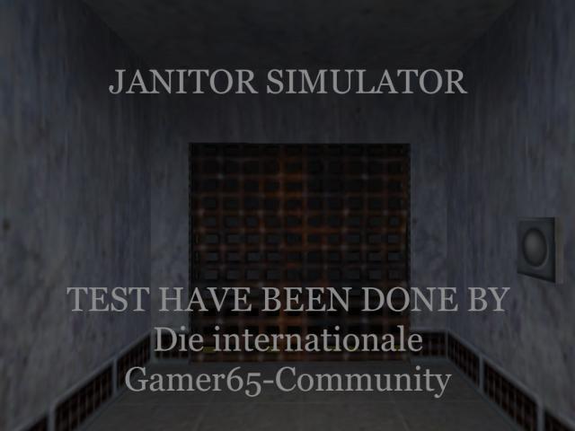 Janitor Simulator
