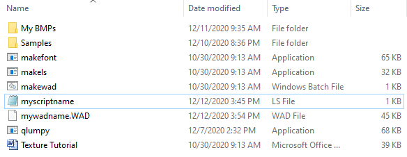 Don't forget to also put the .wad file in your Half-Life>valve directory