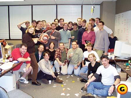 The Valve Team