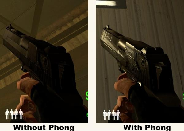 Some other examples of phong