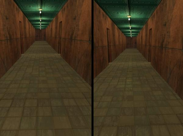 <- Before 'buildcubemaps' (No Env_Map) & After 'buildcubemaps' (With Env_Map) ->