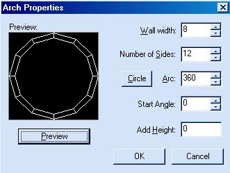 Arch Properties