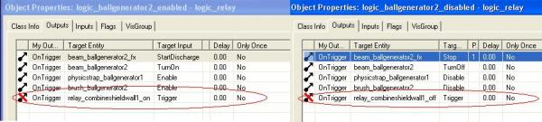 Outputs circled will need to be changed if you want to apply the generator to other uses.