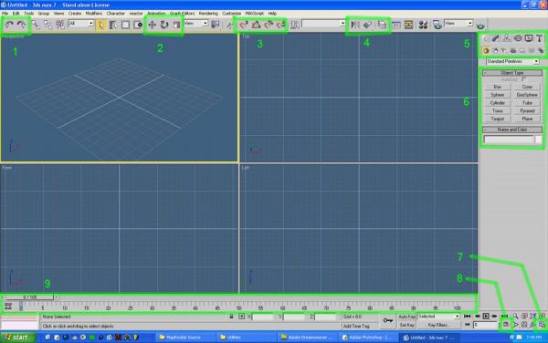 Interface Breakdown