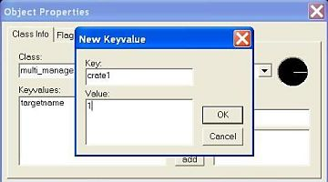 Creating a new keyvalue