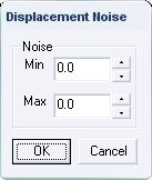 The noise popup box